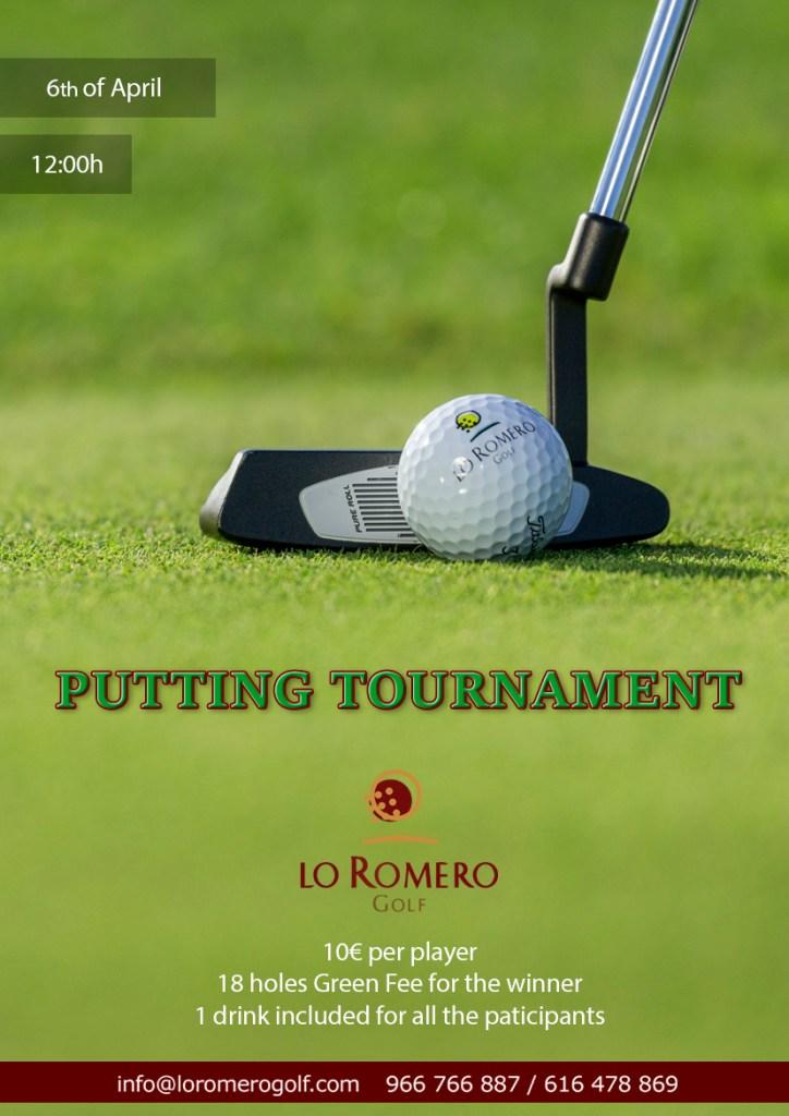 190406 LRO, Cartel del torneo
