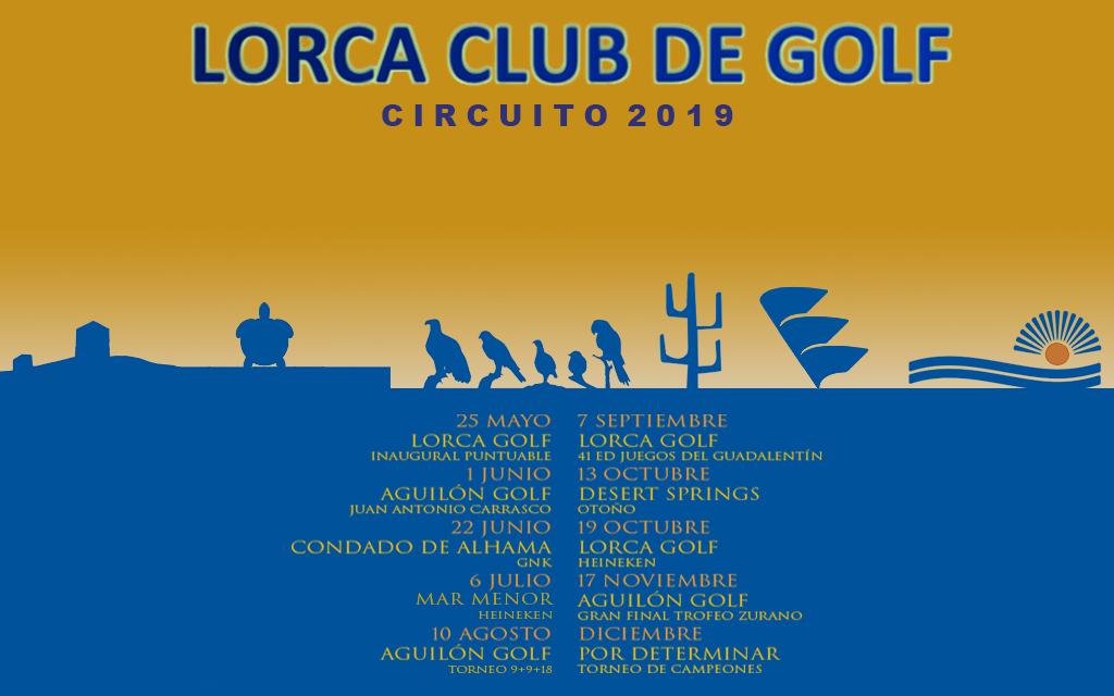 190525 LOR, Presentación Lorca Club de Golf