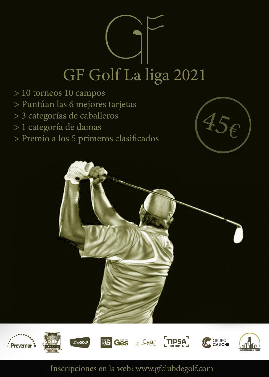 210326 GF, Cartel de La Liga 2021