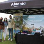 "210502 FON, carpa de bienvenida ""Alannia Resort"""
