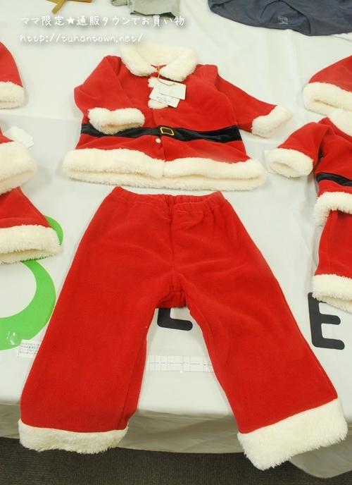 サンタなりきりスーツ