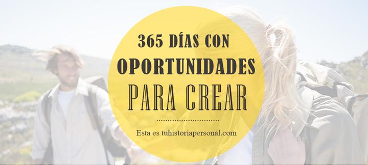 ¡Crea tu vida!, ¡crea tu año!