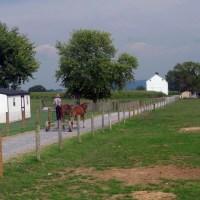 Lancaster, tierra de los amish en Pennsylvania