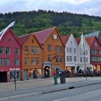 """Bergen, """"la puerta de entrada a los fiordos"""""""