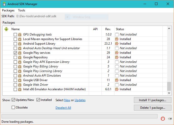 Bây giờ sẽ là cách để lấy được API key. Bạn có thể để ý phần ghi chú trong  file google_maps_api.xml: