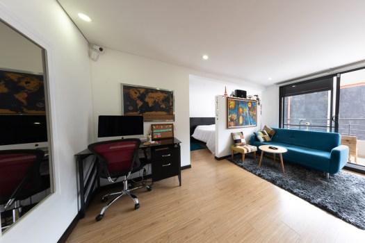 Apartamento Cedritos Panorama 140 para la venta