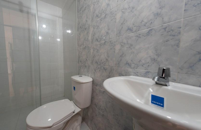 Baño - Apartamento para la renta Ciudad Verde