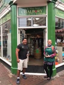 Chalbury Food & Wine Shop Front