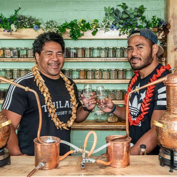 Tuilagi Gin-Manu & Freddie