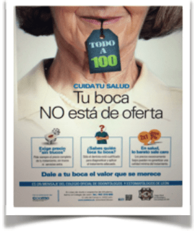 Centros dentales low cost