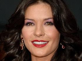 ¿Te gusta la sonrisa de Catherine Zeta Jones?