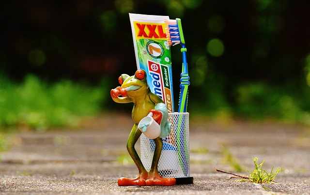 Consejos de limpieza para el cepillo de dientes