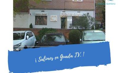 ¡Salimos en Guada TV!