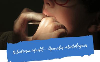 Ortodoncia infantil – Aparatos odontológicos