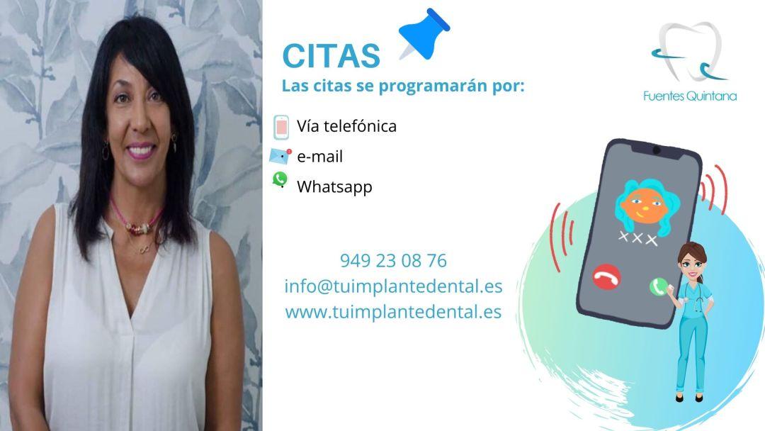 Clínica Fuentes Quintana Odontólogos Guadalajara