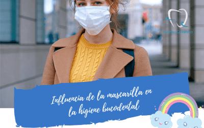 Influencia de la mascarilla en la higiene bucodental