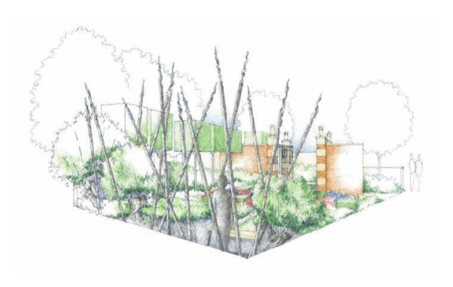 The Living Legacy Garden door Andrew Wilson en Gavin McWilliam