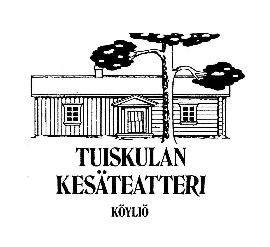 Tuiskulan Kesäteatterin logo