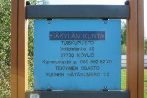 Leikkikenttätoiminta Tuisku Puistossa kesällä 2019