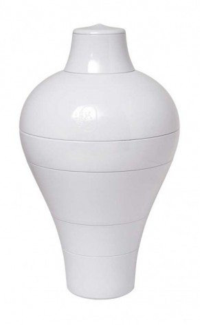 tuiss Loves :: White ming vase by Ibride - Blinds by tuiss ® :: The Blog