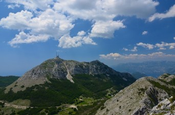Czarnogóra - Lovcen