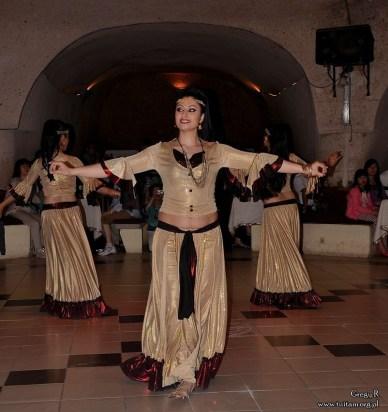 Kapadocja - wieczór turecki