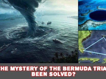 The mystery of the Bermuda Triangle has been solved