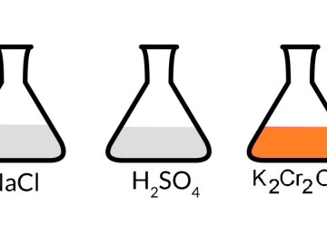 K2Cr2O7 + FeSO4 + H2SO4