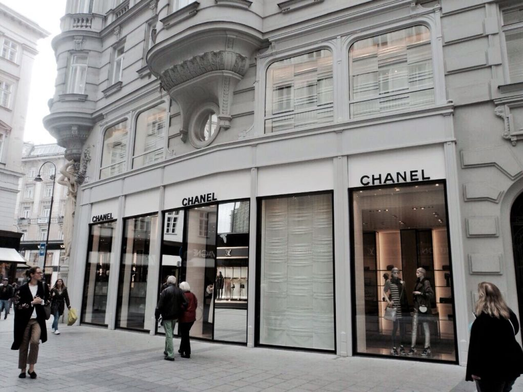 Store chanel