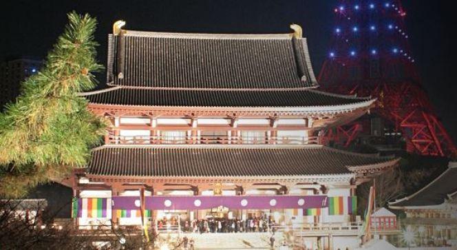 初詣デートおすすめスポット増上寺