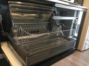 三菱の食器乾燥機