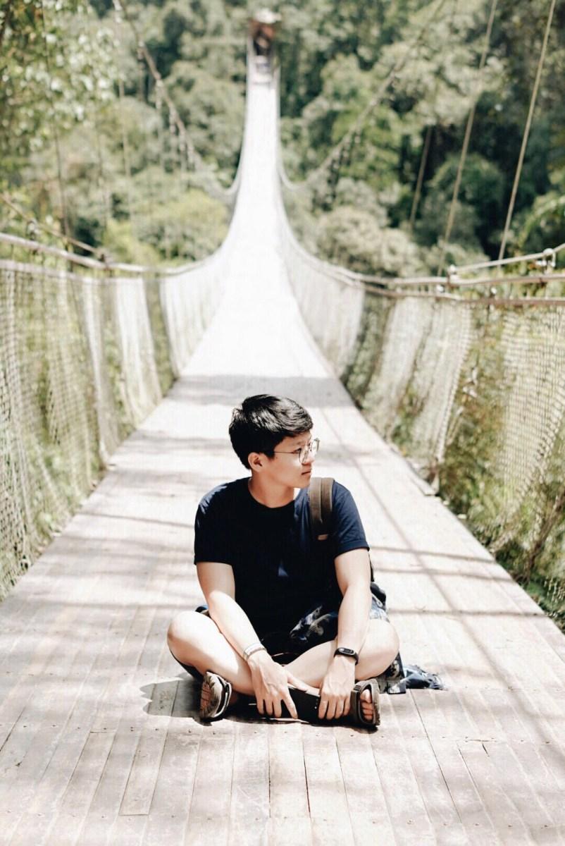 Panduan Cara dan Tips Mengunjungi Jembatan Gantung Situ Gunung