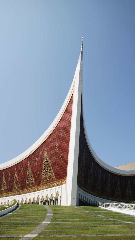 Tukang Ngider - Masjid Raya Sumatera Barat