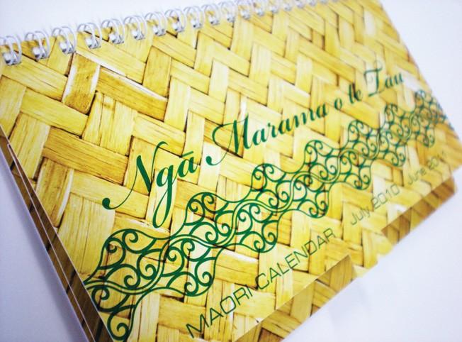MARAMA O TE TAU – Maori Calendar