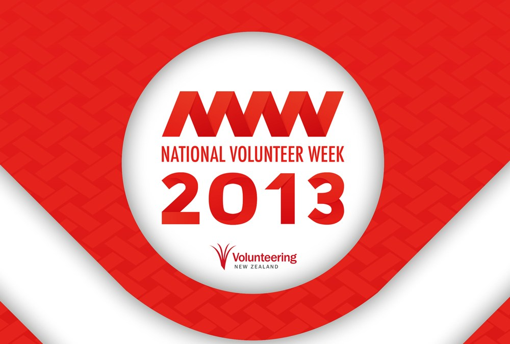 National Volunteer Week