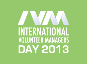 International Volunteer Managers Day