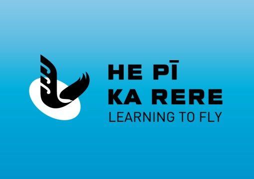 He Pī Ka Rere – Learning To Fly