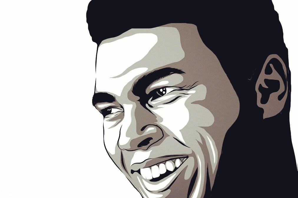 Day 36 – Muhammad Ali