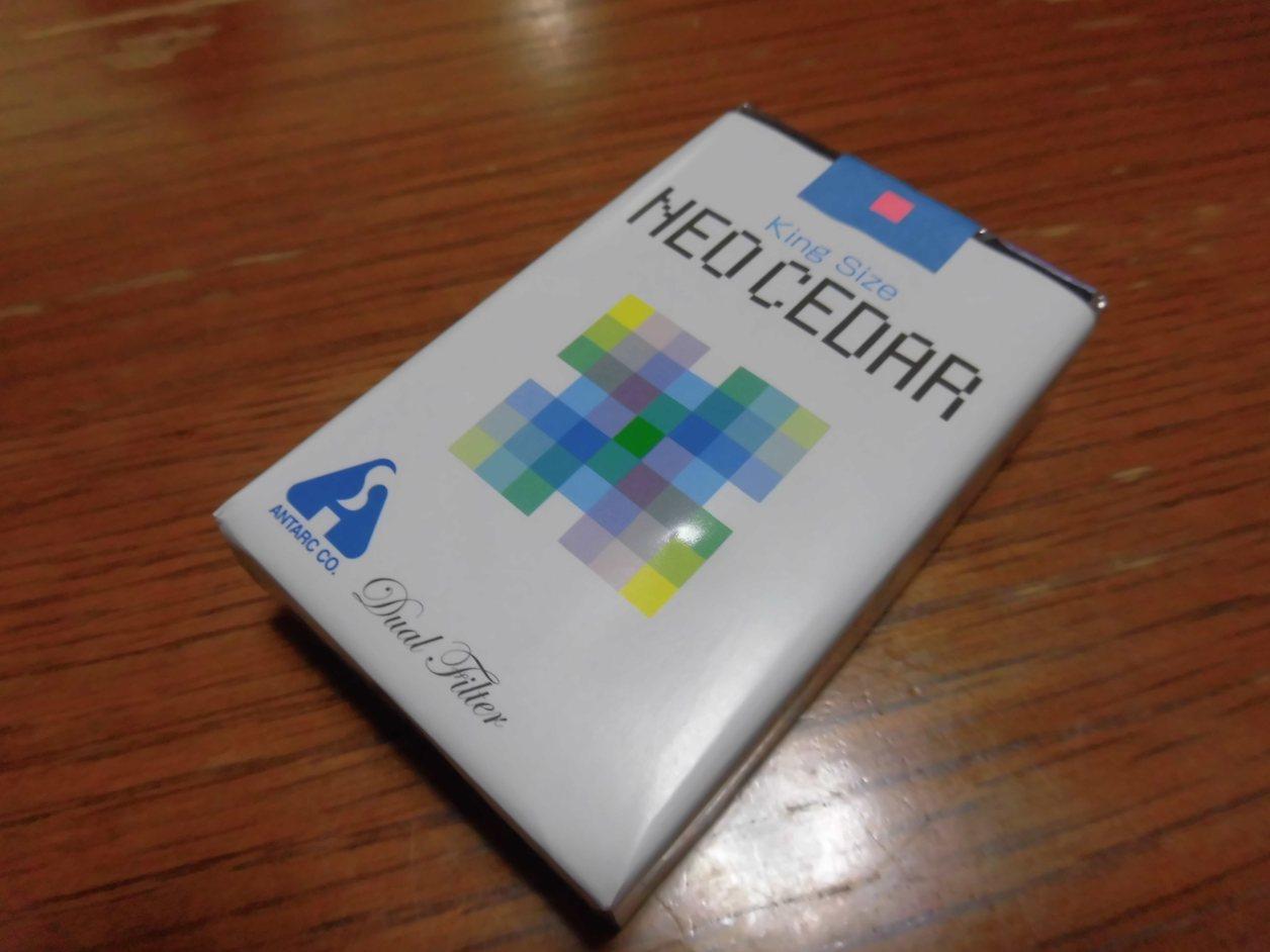 ネオシーダー タバコ 医薬品