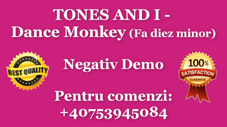 Dance Monkey – TONES AND I
