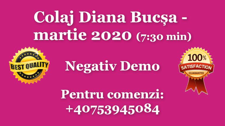 Colaj Diana Bucsa – martie 2020