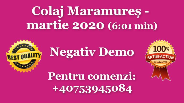 Colaj Maramures – martie 2020