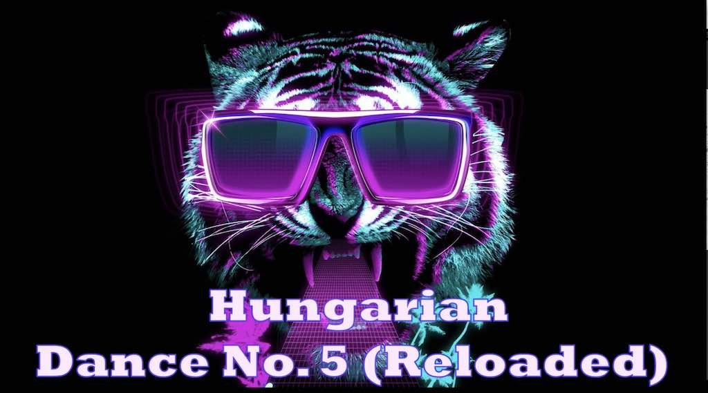 Hungarian Dance No.5 Reloaded – Tarsus 5D alias Gabriel Gheorghiu