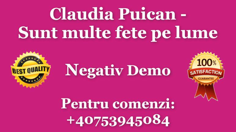 Sunt multe fete pe lume – Claudia Puican si Armin Nicoara