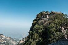 Tempel und Aussichtskram
