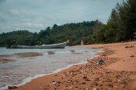 rural beach
