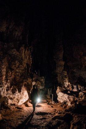 Höhlengucken