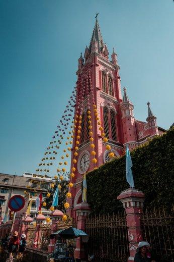 Kirche auf vietnamesisch