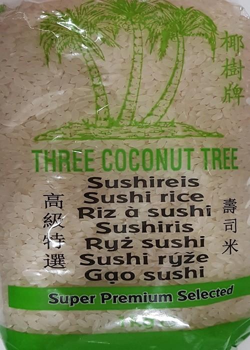 Three Coconut Tree