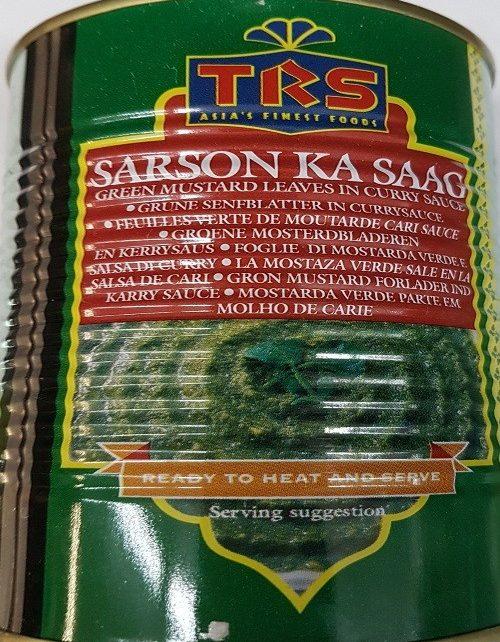 Sarson Ka Saag- tukwila online market